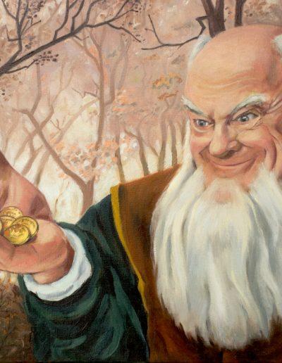 Nani et les pièces d'or